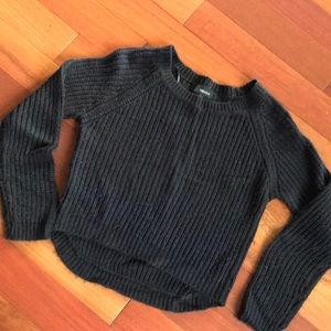 Forever 21 classic crewneck sweater